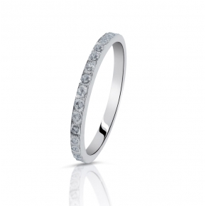 Veretta anello in argento...