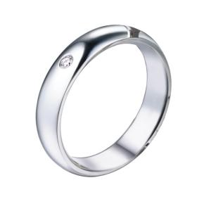 Fedina anello in argento...
