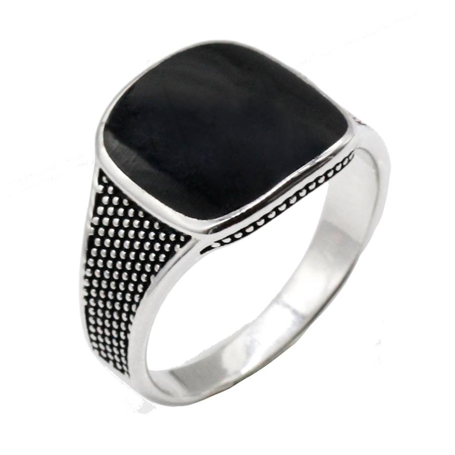 anello uomo argento 925 chevalier