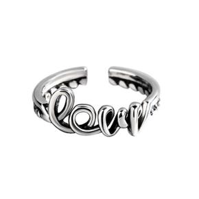 Anello in argento 925 Donna...