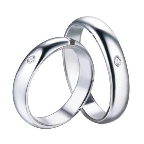 fedine fidanzamento argento 925 incisione